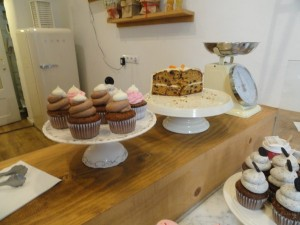 Cup & Cake in Barcelona