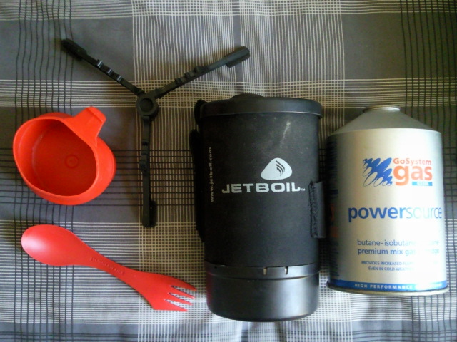 Jetboil - Camping Stove and Related Gear