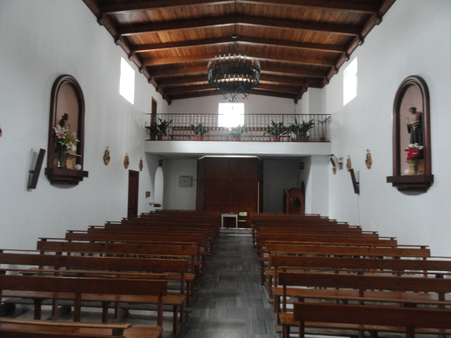 view from the front - Iglesia de San Miguel