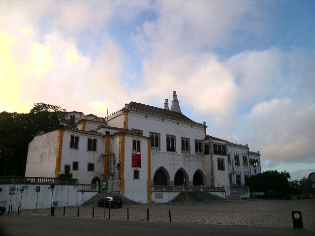 The National Palace of Sintra, Portugal