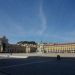 Lisbon in pictures - main square