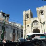 Lisbon in pictures - cathedral