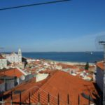 Lisbon in pictures - more roof tops