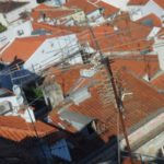 Lisbon in pictures - roof tops