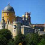 Pena in Sintra - the Palace (1)