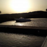 More of that wonderful sunset over Alqueva Lakes, Alentejo, Portugal.