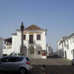 One of the museums in Monsaraz, Alentejo, portugal.