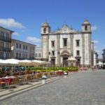 Giraldo Square in Evora is a great starting point for your exploration of the old walled city