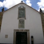 This church is now a museum as well; Obidos, Portugal