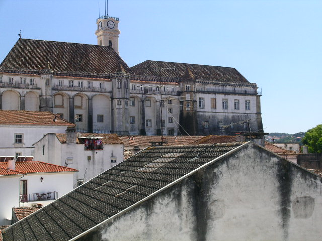 Part of the university of Coimbra